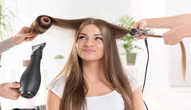 پیرایشگری موی زنانه