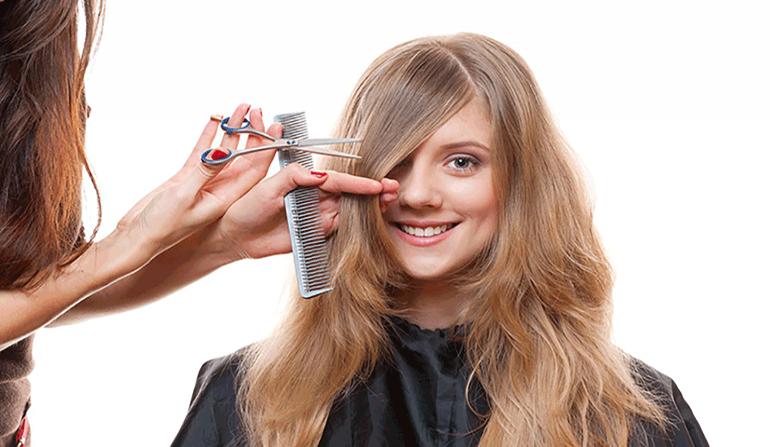 آرایشگری موی زنانه