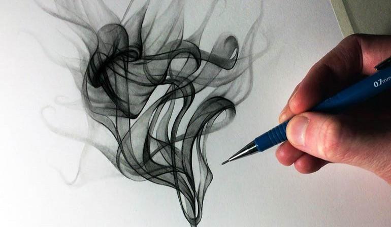 آموزش آنلاین نقاشی سیاه قلم و طراحی چهره به صورت حرفه ای (پیشرفته)