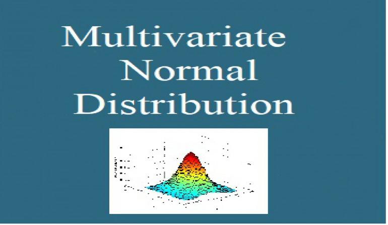 توزیع نرمال چند متغیره و کاربرد آن در شناسایی داده پرت با استفاده از نرم افزار Minitab